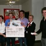 "Haspa unterstützt Schüler bei ""Formel 1""-Projekt"
