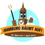 """Noch eine Woche bis  """"Hamburg räumt auf!"""""""