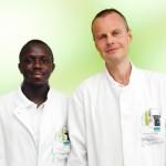 Fachwissen für Patienten in Afrika