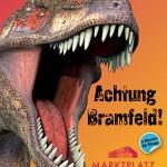 Sensationelle Dino-Ausstellung in der Marktplatz Galerie Bramfeld