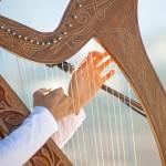 "Sommerkonzert mit ""Harfe & Harfe"""