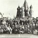 Delegation der Russlanddeutschen  Oktober 1988 in Moskau