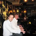 Jo Bohnsack und Marcus Paquet