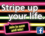 """STRIPE UP YOUR LIFE 2014: Get the new neon feeling!"""