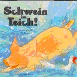 """Bilderbuchkino """"Schwein im Teich"""""""