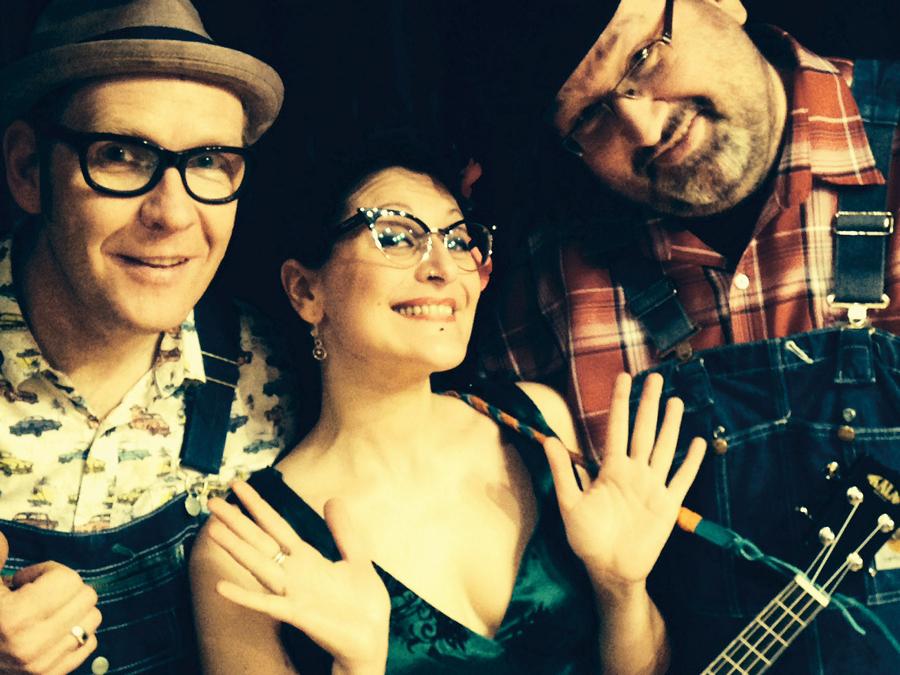 Blues Night mit Veronica Sbergia & Delta Boys