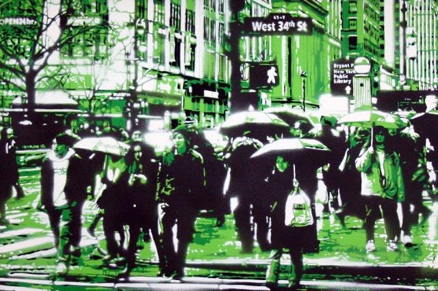 Urban Moments: Stencils