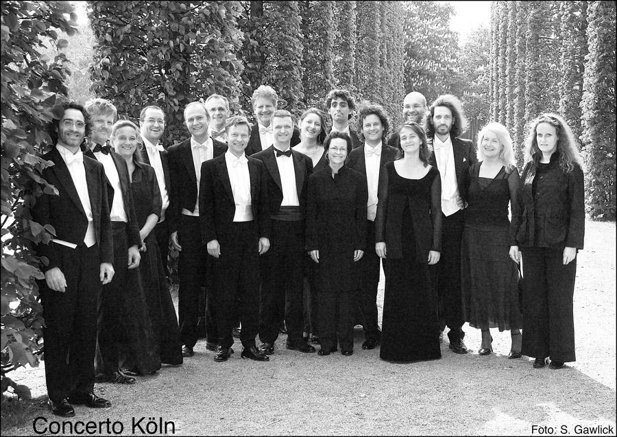 Concerto Köln wieder zu Gast im Sasel-Haus