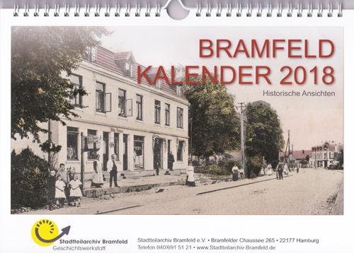 Historische ansichten im bramfeld kalender 2018 - Weihnachtsbaumverkauf hamburg ...