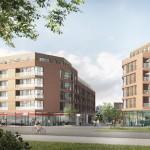 Haspa investiert in Bramfeld: Große moderne Filiale im neuen Zentrum