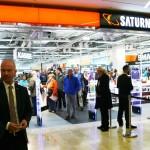 Saturn feierte heute Neueröffnung in Bramfeld