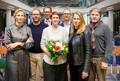 Erstmals Verleihung des add art Award für Nachwuchskunst