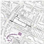 Öffentliche Auslegung des Bebauungsplan-Entwurfs Bramfeld 70 (Mützendorpsteed)