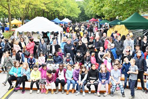 31. Internationales Stadtteilfest Steilshoop