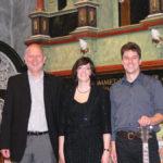 26. Lyrikabend in der Bergstedter Kirche