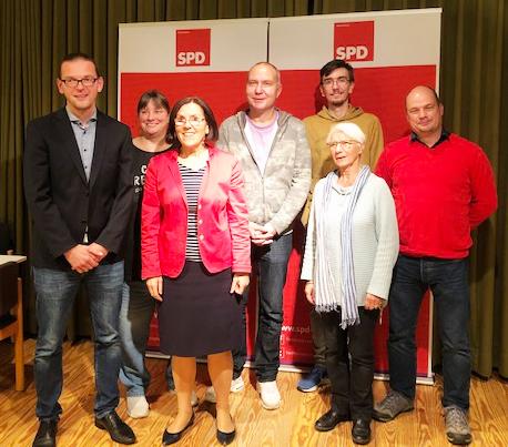 Bramfeld, Farmsen-Berne und Steilshoop: SPD-Mitglieder haben Ihre Kandidatinnen und Kandidaten für die Bürgerschaftswahl aufgestellt