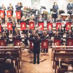 Traditionelles Weihnachtskonzert des Musikkorps der FF-Bramfeld zum 2. Advent