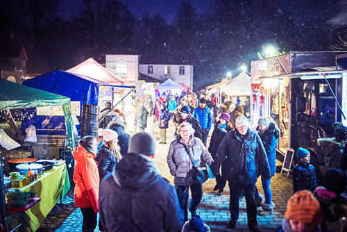 7./8.12.: Ökologischer Adventsmarkt auf Gut Karlshöhe
