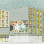 Ein Quartiersportzentrum für Bramfeld