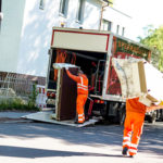 Sperrmüllabfuhr statt Recyclinghof