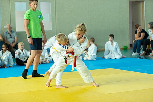 Neuer JUDO-Kurs für Kinder von 5 bis 10 Jahren!